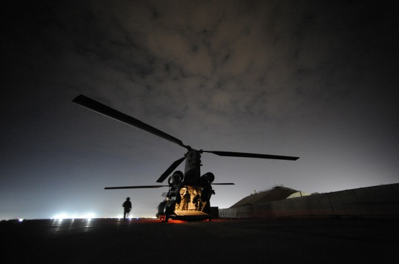 Photo by Air Force Staff Sgt. Joshua DeMotts