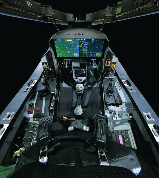 Cockpit of the Future
