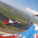 GoPros, a MiG-29 and an Su-27