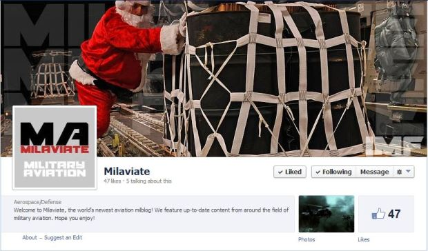 Milaviate on Facebook!