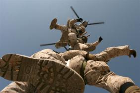 USMC photo.