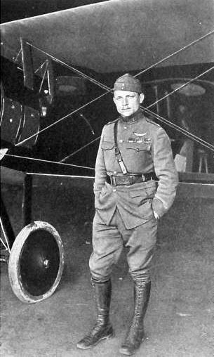 Major Raoul G.Lufbery