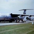 The Starlifter Enters Service