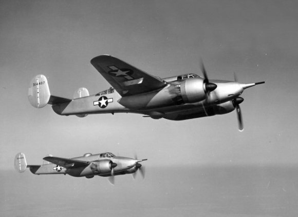 Beech XA-38 Grizzly