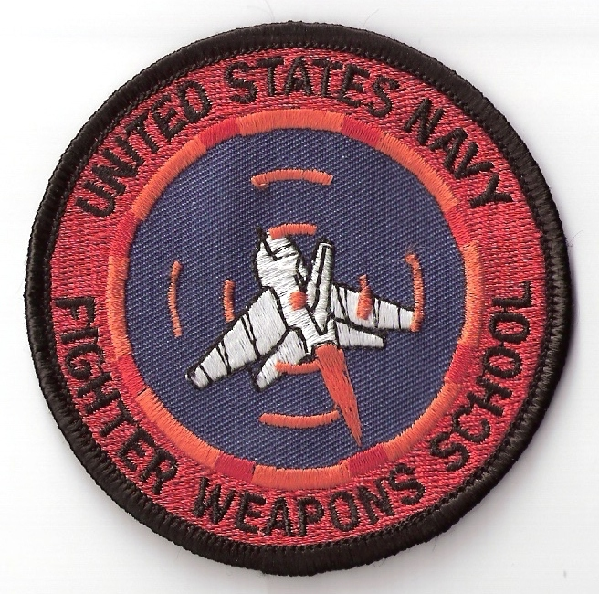 The official TOPGUN patch.