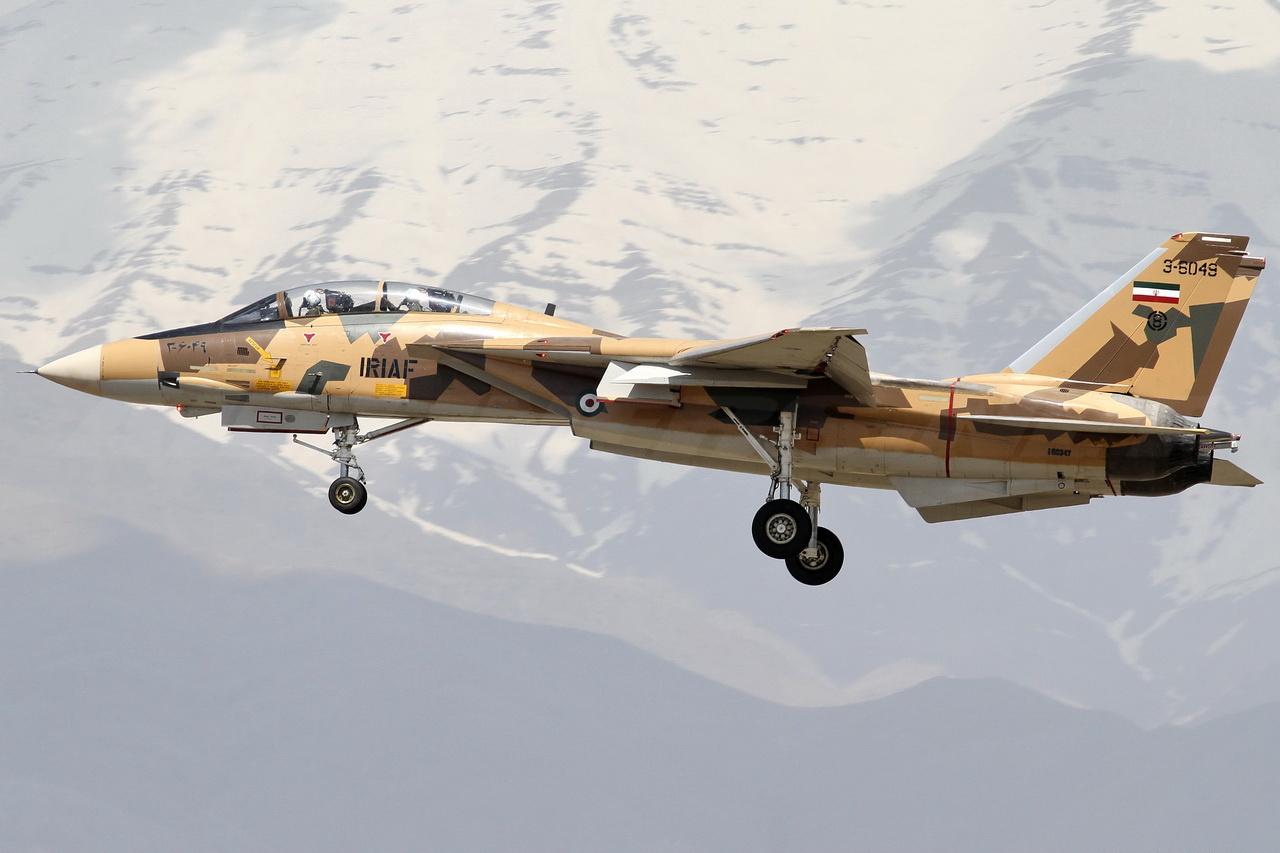 F-14-IRIAF