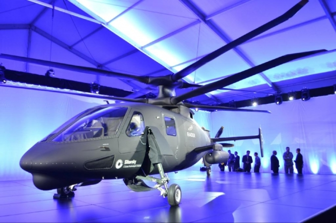 Sikorsky S-97 Raider (Sikorsky Photograph)