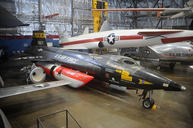 X-15 museum