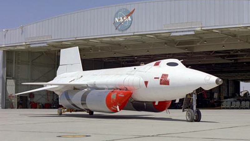 47 Years Ago Today: The Fastest Manned Aircraft Flight ...