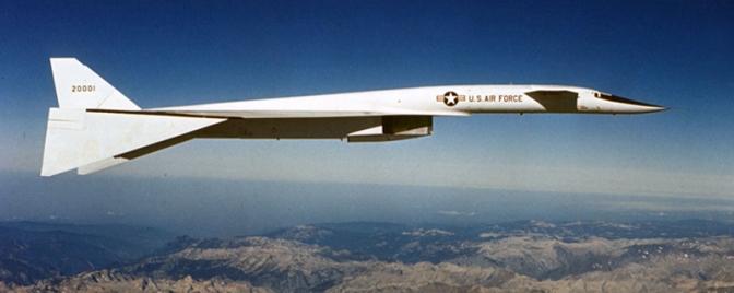 North American XB-70A Valkyrie