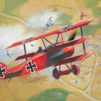 Searching for the Red Baron