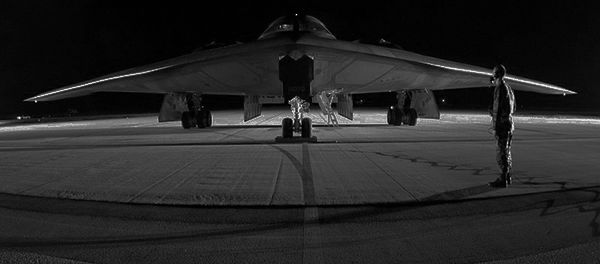 Fiction The B 2 Strikes On North Korea Tactical Air Network