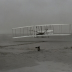 111 Years Ago Today: Man's First Powered Flight.