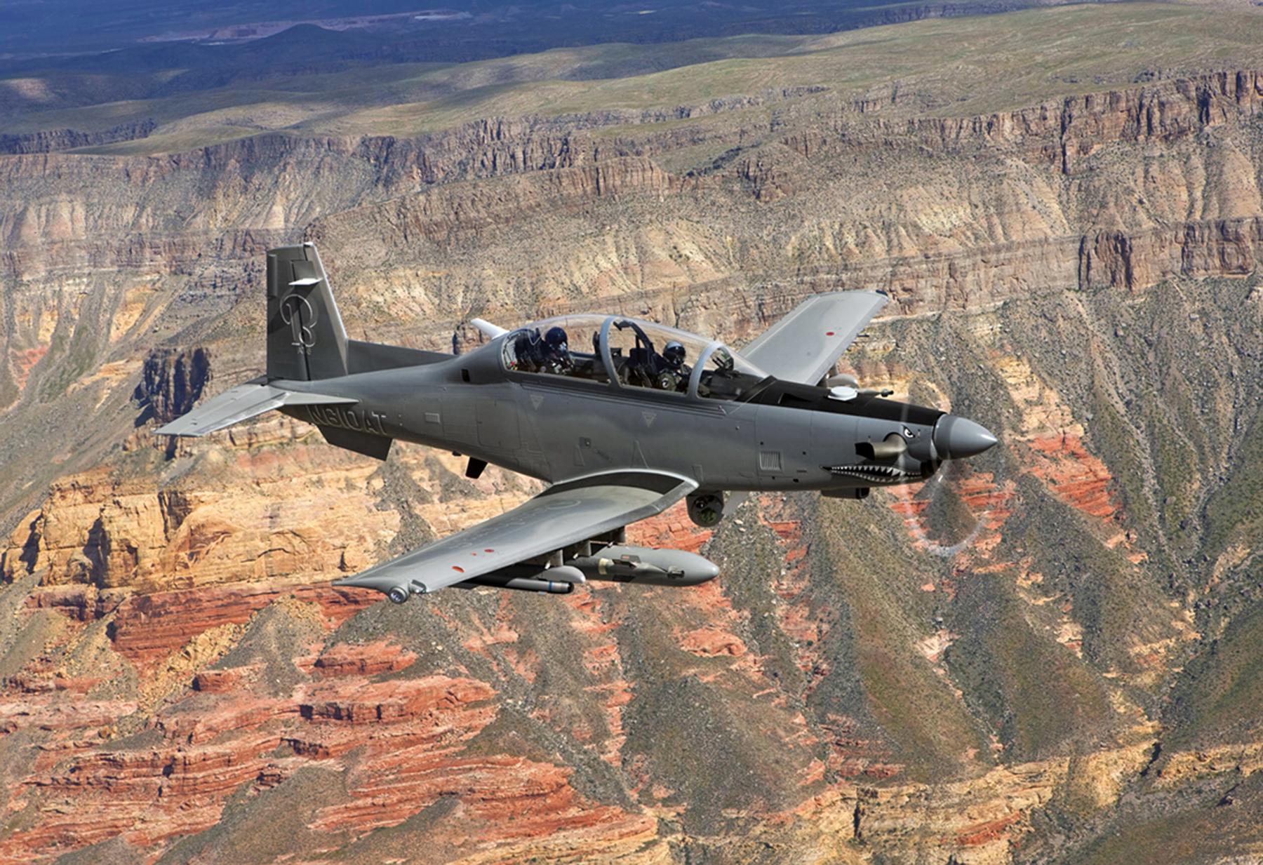 Beechcraft-AT-6