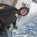 Fly With The U.S. Army Golden Knights.