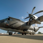 OTO Melara Has Developed a Way to Turn Tactical Airlift Aircraft Into Aerial Gunships