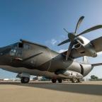 OTO Melara Has Developed a Way to Turn Tactical Airlift Aircraft Into Aerial Gunships