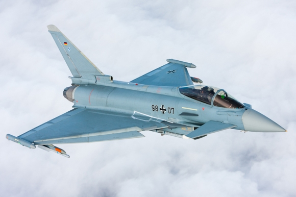 IPA7 during the AMK flight trials. Photographer: Andreas Zeitler, Airbus Defence and Space.