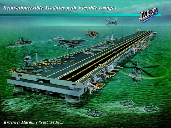 A depiction of the original JMOB concept briefly explored by the US Department of Defense.