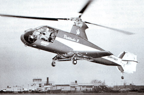 The Piasecki 16H Pathfinder II. (US DoD/released)