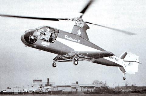 The Piasecki 16H Pathfinder II. (US DoD/released)