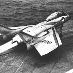 Think the F-35 is Bad? It Could Always be Worse: F7U Cutlass-worse