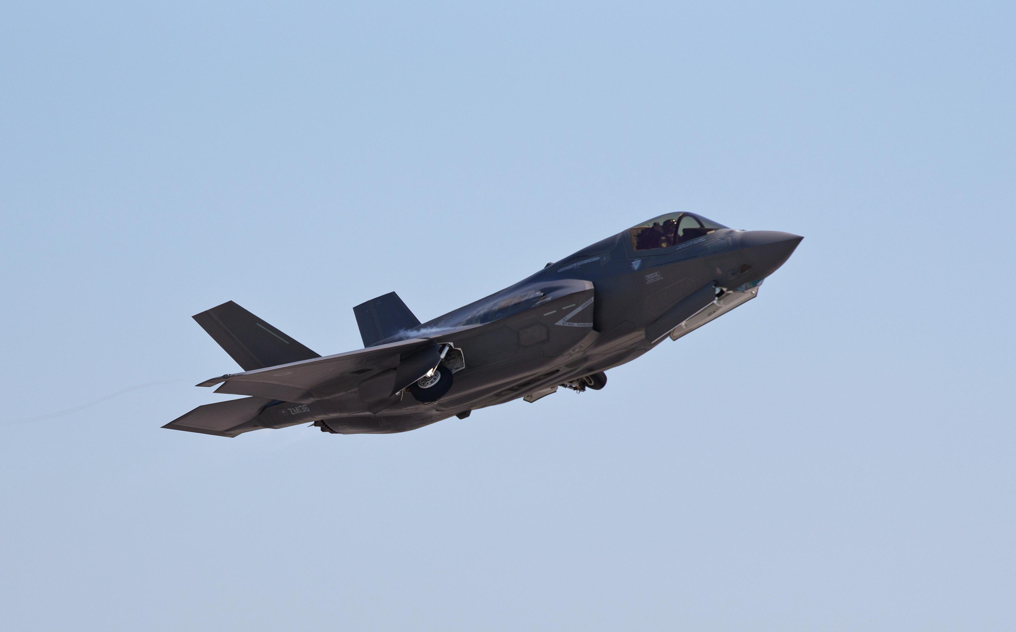 UK F-35B LightningII