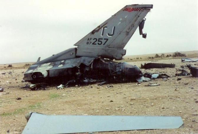 USAF_F16C_block_87-0257_remains