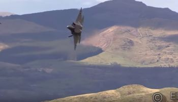 Watch This Eurofighter Typhoon Accelerate Like The Beast It Is – The