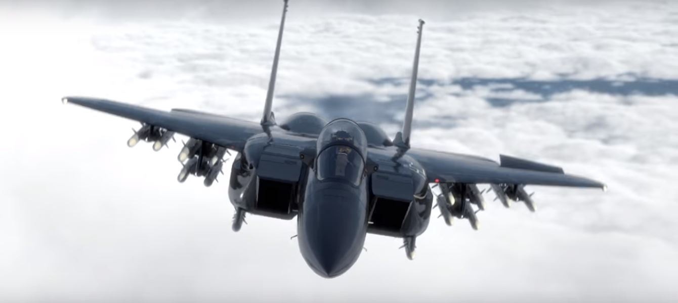 Japan Eyes Fiercer Fighter Jets To Counter China With
