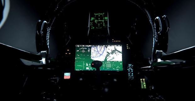 F-15 Advance Cockpit Commercial