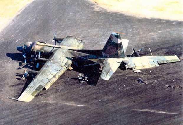 Wagner_FL_80_YMC-130H_wreckage