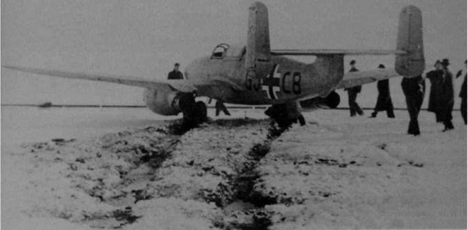 German-He-280-Jet