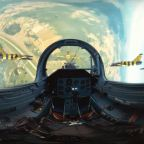 Fly Formations in Virtual Reality With MiGFlug's Jet Aerobatics Team