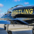 Up Close and Personal with the Breitling Jet Team