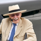 Bob Hoover, Iconic Pilot, Dies at 94.