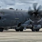 AC-130J Ghostrider Gunship Tests Guided Bombs