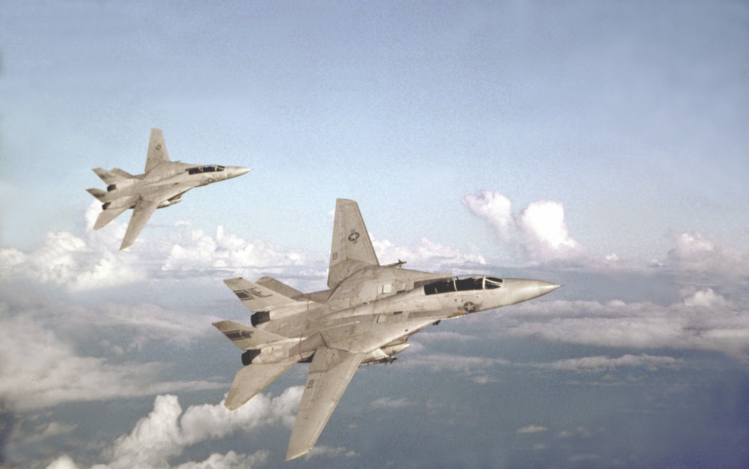 Navy to Explore Resurrecting the F-14 Tomcat to Replace the F-35